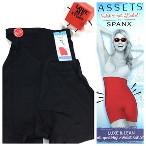 fa7aad11f69 SPANX Intimates   Sleepwear - Spanx High Waist Girl Short Shaper Shapewear